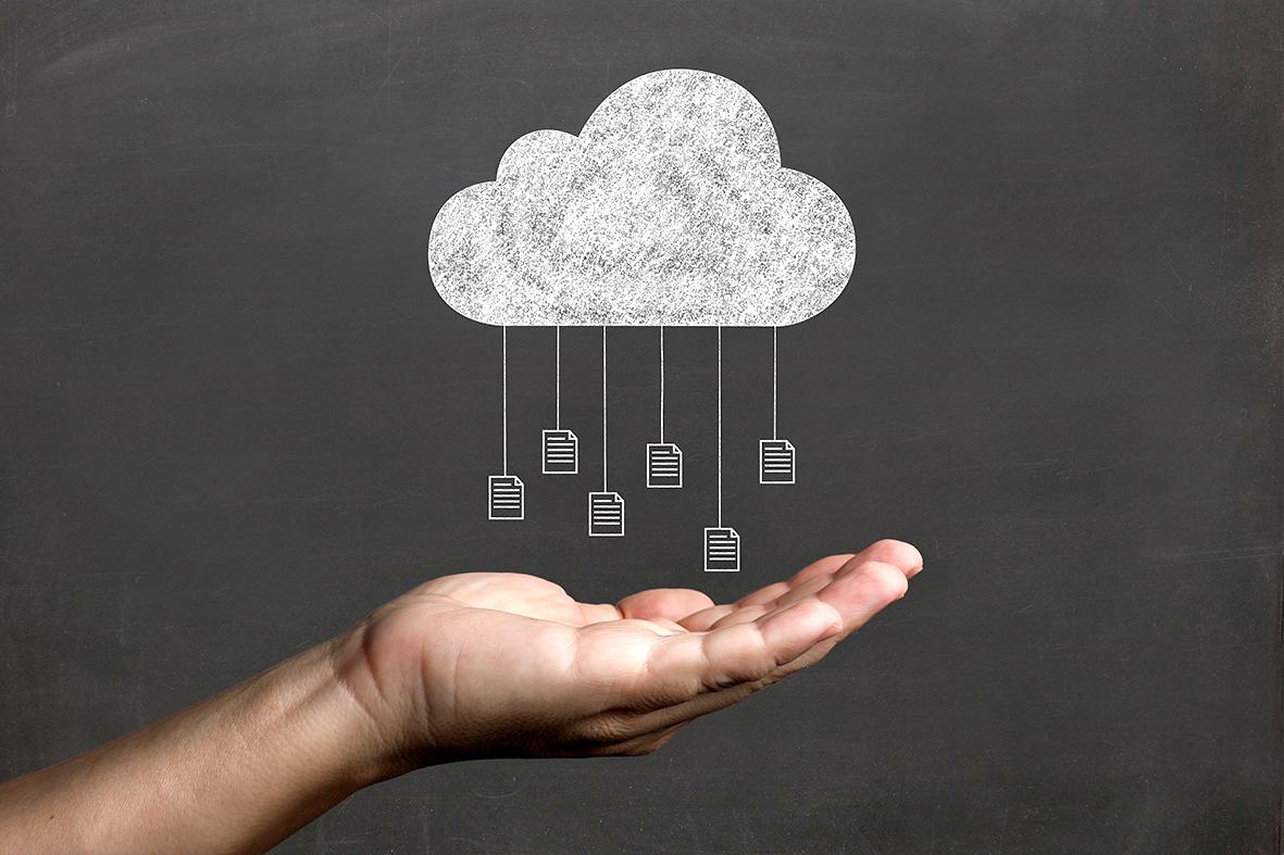 Foto bij Hoe bouw je een digitaal archief in de cloud?